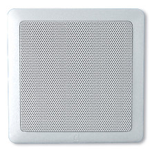 "Poly-Planar 6"" Premium Panel Speaker - (Pair) White"