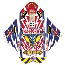 SportsStuff Bat-X-Ray Towable 53-1510 -  Slalom, Jump, Veer