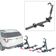 ROLA Convoy Modular Bike Carrier - Add-On Unit - Trailer Hitch Mount