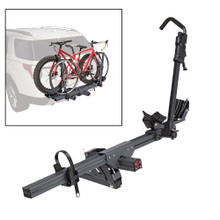 "ROLA Convoy 2-Bike Carrier 59307 - Trailer Hitch Mount - 1-1/4"" Base Unit"
