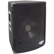 "Pyle Pro PADH1079 500W 10"" 2-Way Professional Speaker Cabinet"