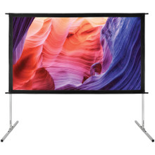 "GPX PJS709 Indoor/Outdoor Projection Screen (70"")"