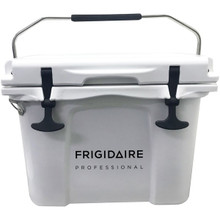 Frigidaire Professional FXHC2201-22-Quart Extreme Rotomolded Hard Cooler with Bottle Opener & Handle