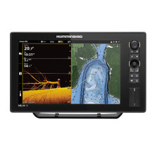 Humminbird SOLIX 12 CHIRP MEGA DI+ GPS G2 CHO Fishfinder w/BT & Ethernet 411100-1CHO