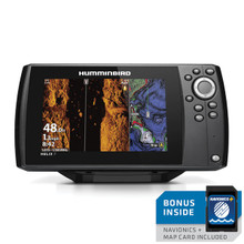 Humminbird HELIX 7 CHIRP MEGA SI GPS G3 Nav+ Fishfinder 410950-1NAV