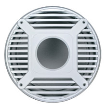 """Jensen MSW10 10"""" Subwoofer w/White Grill Cover"""