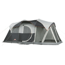 Coleman Elite WeatherMaster 6 Personn Screened Tent - 17' x 9' - 6 Persons/3 Rooms 2000027947