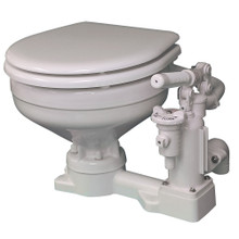 Raritan PH Superflush Toilet w/Soft-Close Lid  P101