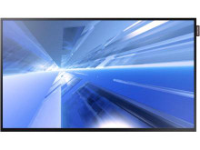 "Samsung DC55E 55"" Direct-Lit LED Commercial TV Display f/Business"