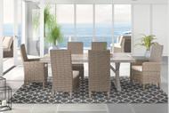 Beachcroft Beige 7 Pc. Sectional Lounge Set