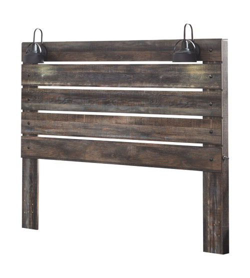 The Drystan Multi King Panel Headboard Available At