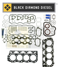 Black Diamond 01-04 Duramax 6.6 LB7 Complete Engine Gasket Kit