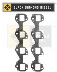 Black Diamond 01-04 Duramax 6.6 LB7 Exhaust Manifold Gasket Set