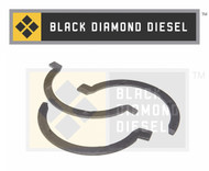 Black Diamond 04.5-05 Duramax 6.6 LLY Main Bearing Thrust Washer Set