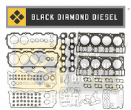 Black Diamond 03-05 Ford 6.0 Powerstroke 18MM Head Gasket Replacement Set