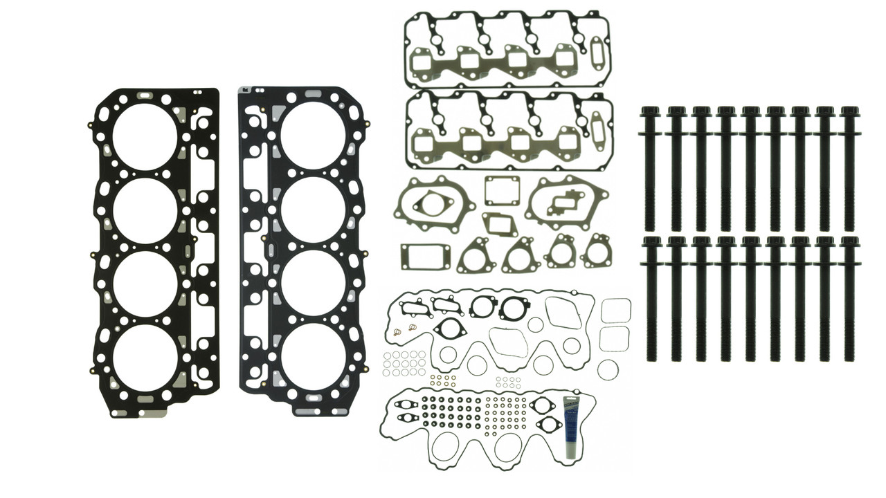Black Diamond 04.5-05 Duramax 6.6 LLY Head Gasket Kit with