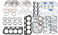 Black Diamond 04.5-05 Duramax 6.6 LLY Rering Rebuild Kit