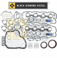 Black Diamond 06-07 Duramax 6.6 LBZ Engine Gasket Set (head gaskets not included)
