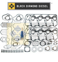 Black Diamond 06-07 Duramax 6.6 LBZ Head Set (head gaskets not included)
