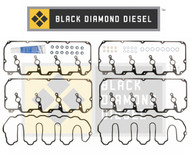 Black Diamond 07.5-10 Duramax 6.6 LMM Injector Installation Kit
