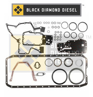 Black Diamond 03-04 Dodge 5.9 Cummins Lower Engine Gasket Kit