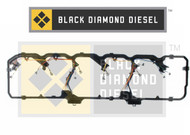 Black Diamond 03-04 Dodge 5.9 Cummins Valve Cover Gasket (with harness)
