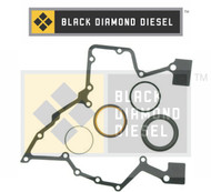 Black Diamond 03-04 Dodge 5.9 Cummins Timing Cover Seal Set