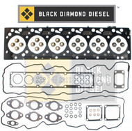 Black Diamond 03-04 Dodge 5.9 Cummins Over Bore Head Gasket Kit