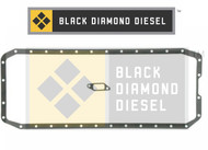 Black Diamond 03-04 Dodge 5.9 Cummins Oil Pan Gasket Set
