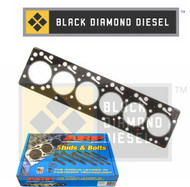 Black Diamond 07.5-15 Dodge 6.7 Cummins Head Gasket and ARP Head Studs Kit