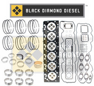 Black Diamond 07.5-18 Dodge 6.7 Cummins ReRing Engine Rebuild Kit