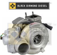 Black Diamond 07.5-12 Dodge 6.7 Cummins Stock Replacement Turbocharger