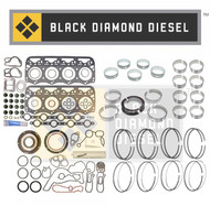 Black Diamond 94-07 Ford 7.3 Powerstroke Engine Rebuild Rering Kit