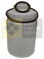 Black Diamond Prime Guard 01-04 Chevy GMC Duramax 6.6 LB7 Case 12 Fuel Filters