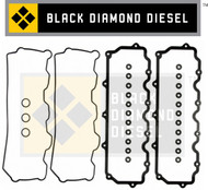 Black Diamond 03-10 Ford 6.0 Powerstroke Valve Cover Gasket Set