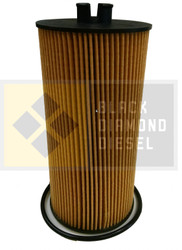 Black Diamond Prime Guard 08-10 Ford 6.4 Powerstroke Oil Filter