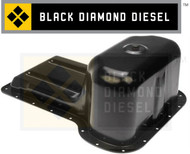 Black Diamond 03-07 Ford 6.0 Powerstroke Replacement Oil Pan