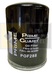 Black Diamond Prime Guard 87-93 Ford 7.3 IDI Diesel Oil Filter