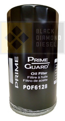 Black Diamond Prime Guard 11-14 Ford 6.7 Powerstroke Oil Filter