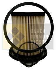 Black Diamond Prime Guard 98-99 Dodge Cummins 5.9 24V Fuel Filter