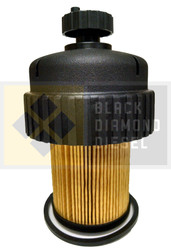 Black Diamond Prime Guard 97-06 GM Truck/Hummer 6.5 Diesel Fuel Filter