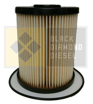 Black Diamond Prime Guard 00-02 Dodge Cummins 5.9 24V Case of 12 Fuel Filters