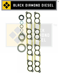 Black Diamond 03-10 Ford 6.0 Powerstroke Intake and EGR Cooler Gasket Kit