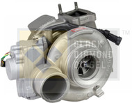 Black Diamond 13-18 Dodge 6.7 Cummins Stock Replacement Turbocharger (includes actuator)