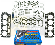 Black Diamond 11-16 Duramax 6.6 LML Head Gasket Kit with ARP Studs