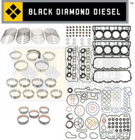 Black Diamond 06-10 Ford 6.0 Powerstroke 20MM Enginge Rering Rebuild Kit