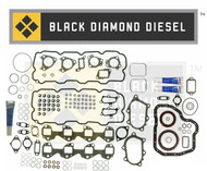 Black Diamond 01-04 Duramax 6.6 LB7 Engine Gasket Set (head gaskets not included)