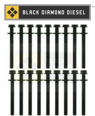 Black Diamond 01-04 Duramax 6.6 LB7 Factory Style Head Bolt Kit (one head)