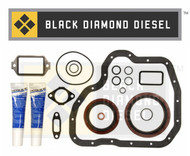 Black Diamond 01-04 Duramax 6.6 LB7 Lower Engine Gasket Set
