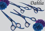 Dahlia Set Blue